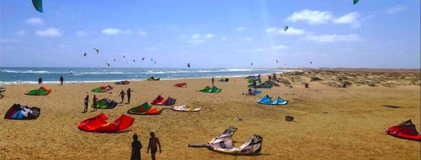 Kite beach, sal