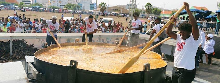 Cachupa world record