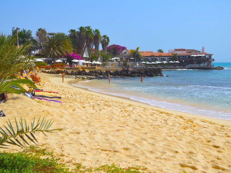 Odjo d'agua hotel Sal Cape Verde