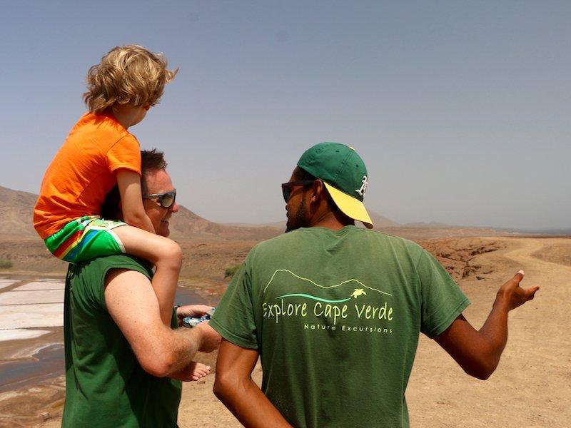 Explore Cape Verde Nature Tours