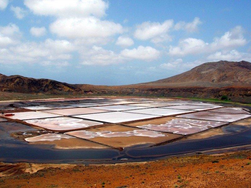 Pedra de lume, Sal, Cape Verde