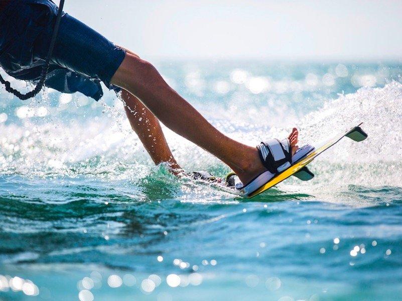 Surfing, Sal Cape Verde