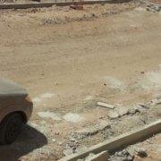 New roads in Santa Maria, Sal