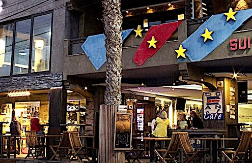 Ocean Cafe, Santa Maria
