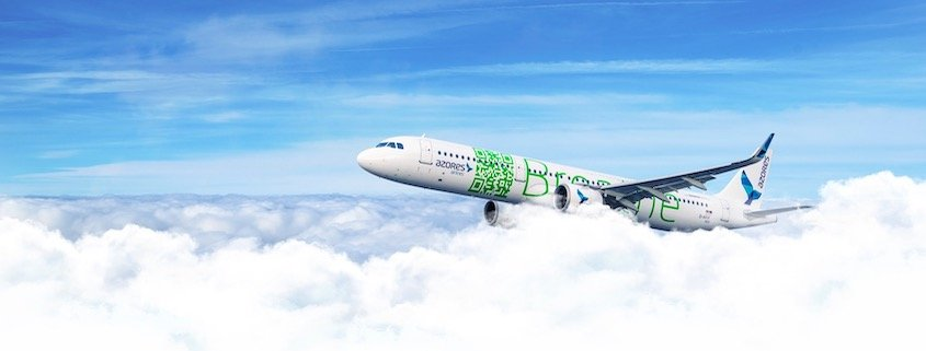 CV Connect Azores Airlines