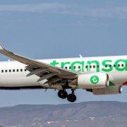 Transavia flying Paris to Sal